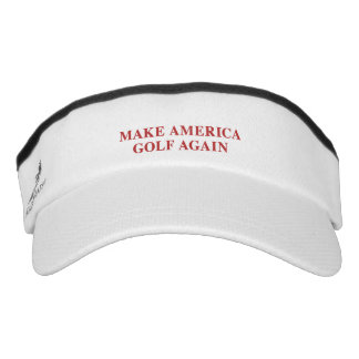 Make America Golf Again Visor