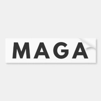 Make America Great Again Bumper Sticker