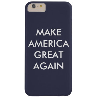 MAKE America Great Again iPhone 6/6s Plus Case