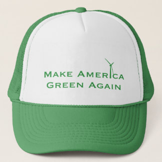 Make America Green Again Trucker Hat