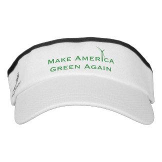 Make America Green Again Visor