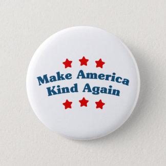 Make America Kind Again 2 Inch Round Button