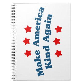 Make America Kind Again Notebook