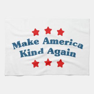 Make America Kind Again Towels