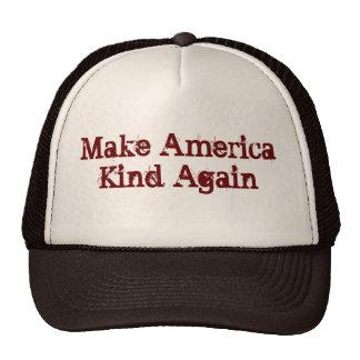 Make America Kind Again Trucker Hat