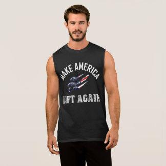 Make America Lift Again Sleeveless Shirt