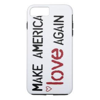 Make America Love Again cell case