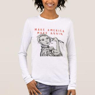 Make America Make Again tee