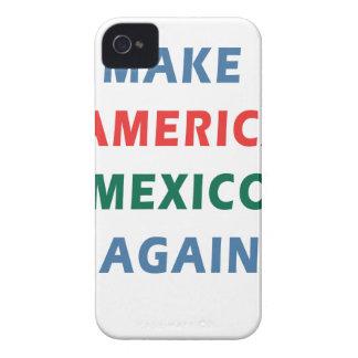 MAKE AMERICA MEXICO AGAIN Case-Mate iPhone 4 CASE