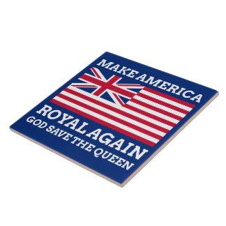 Make America Royal Again Tile