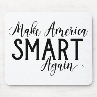 Make America Smart Again Anti-Trump Resistance Mouse Pad