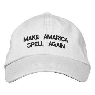 Make America Spell Again Hat