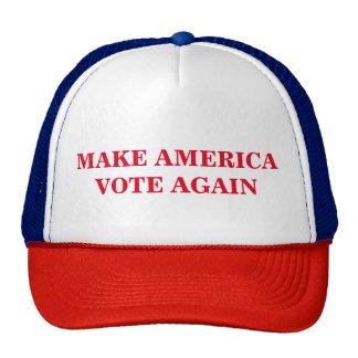 Make America Vote Again Trucker Hat