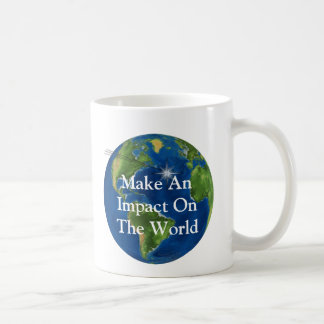 Make an Impact Coffee Mug