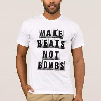 Make Beats Not Bombs T-Shirt