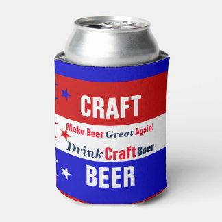 Make Beer Great Again! 2 Can Cooler