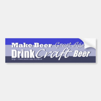 Make Beer Great Again 8 Bumper Sticker