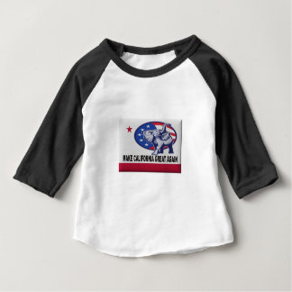 Make California Great Again Baby T-Shirt
