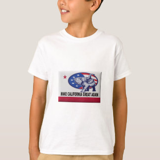 Make California Great Again T-Shirt