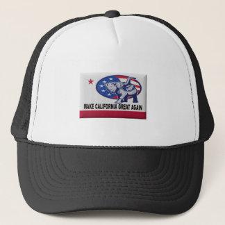 Make California Great Again Trucker Hat