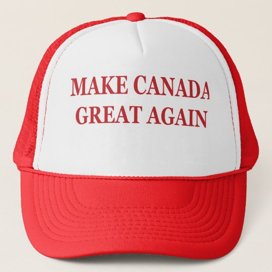 981e3799cae Make Canada Great Again  Donald Trump Parody Hat