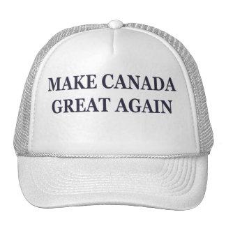 Make Canada Great Again Trucker Hat