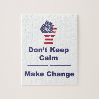 Make Change Jigsaw Puzzle