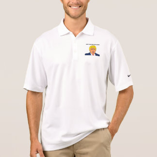 Make Christmas Great Again! Polo Shirt