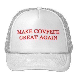 Make Covfefe Great Again Trucker Hat