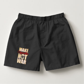 Make cupcake not war boxers