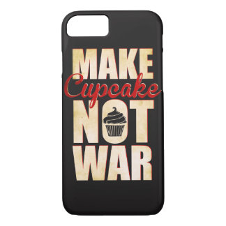 Make cupcake not war iPhone 8/7 case
