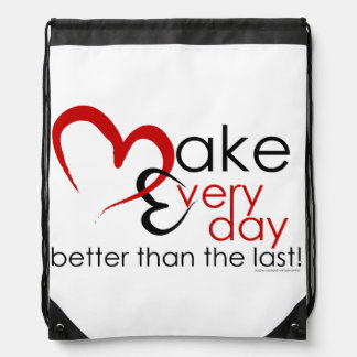 Make every day backpack
