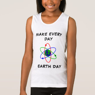 Make Every Day Earth Day Tank Top