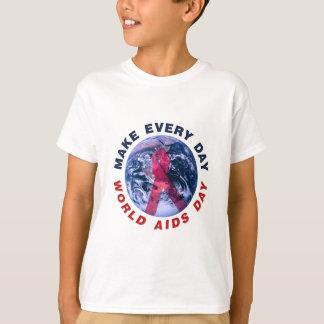 Make Every Day World AIDS Day T-Shirt
