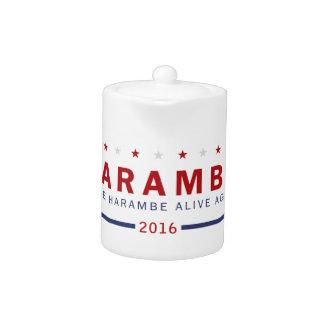 Make Harambe Alive Again