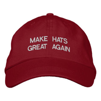Make Hats Great Again