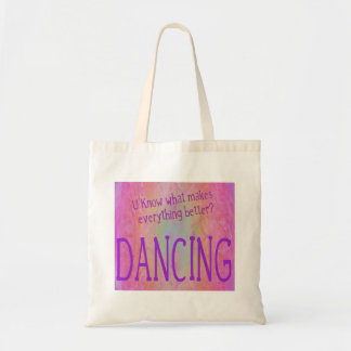 Make it all better - DANCE Tote Bag