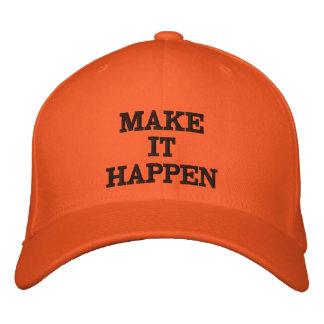 Make IT Happen Trucker Baseball Hat 120%
