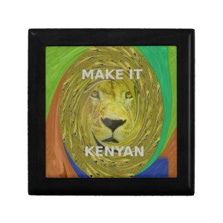 Make it Kenyan Gift Boxes