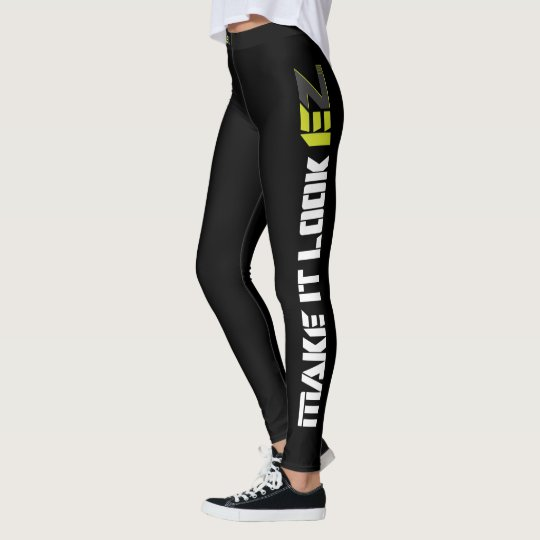 MAKE IT LOOK EZ Womens Leggings