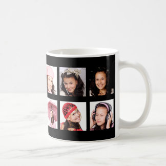 Make it YOURS Custom Super Selfies Coffee Mug