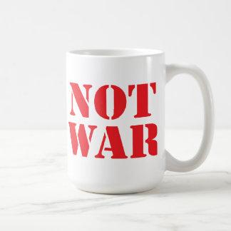 Make Lefse Not War Mug