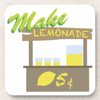 Make Lemonade Coasters