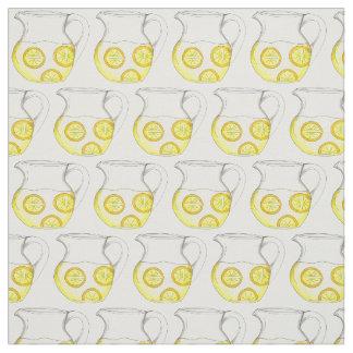 Make Lemonade Pitchers w/ Lemon Ade Lemons Fabric