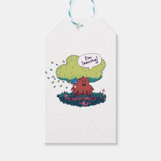 Make Like a Tree Gift Tags