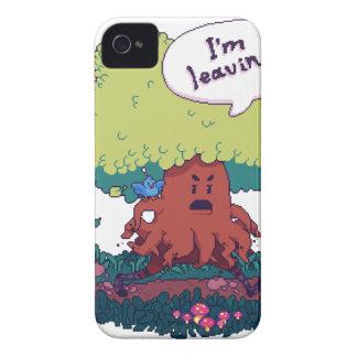 Make Like a Tree iPhone 4 Cover