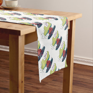 Make Like a Tree Short Table Runner