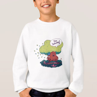 Make Like a Tree Sweatshirt