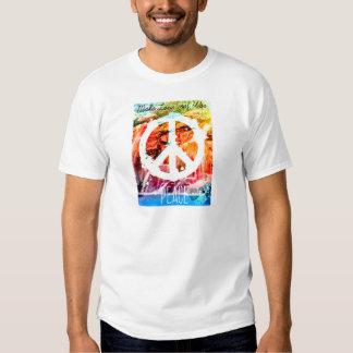 Make Love Not War Peace T-shirts