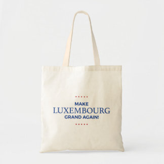 Make Luxembourg Grand Again! Tote Bag